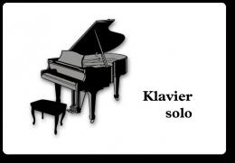 Klavier-solo